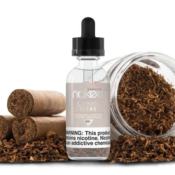 Naked 100 Cuban Blend (Salt Nic) - yougotejuice.com